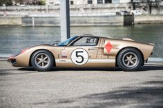 2009 Superformance GT 40 | Classic Driver Market