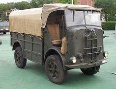 Autocarro leggero SPA TL 39 - Regio Esercito WWII - pin by Paolo Marzioli