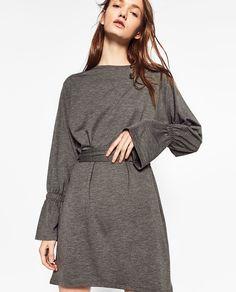 ZARA - WOMAN - DRESS WITH BELT