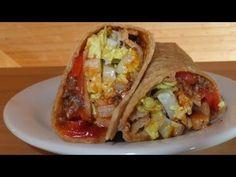 Grain-Free Flax Bread Wraps Recipe (#GlutenFree, #Vegan, #Paleo)