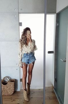 Mode Outfits, Trendy Outfits, Fashion Outfits, Womens Fashion, Short Outfits, Fashion Ideas, Fashion Tips, Fashion Trends, Spring Summer Fashion