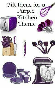 Purple Kitchen Accessories U0026 Gadgets   Knives, Toasters, Mixers And