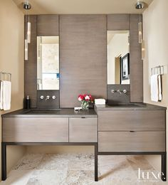 Beautiful soft palette and clean lines.