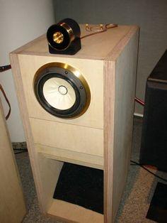 nagaoka back horn Home Audio Speakers, Hifi Speakers, Loudspeaker, Audiophile, Spy, Home Appliances, Technology, Horns, Heaven