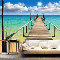 Sea Wallpaper #wallpaper #sea #art #design #nature