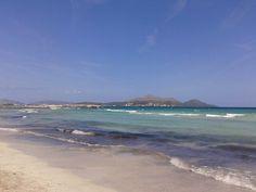 Playa de Muro beach. Mallorca