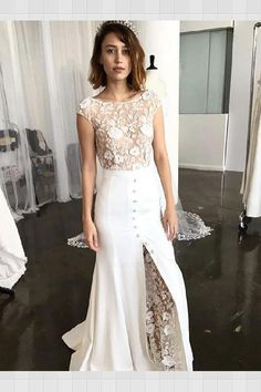 Customized Magnificent Wedding Dresses A-Line, Wedding Dresses Lace, Wedding Dresses 2019 2019 Wedding Dresses A-Line Wedding Dresses Wedding Dresses Lace Wedding Dress Wedding Dresses 2019 Wedding Dresses Near Me, White Wedding Dresses, Cheap Wedding Dress, Bridal Dresses, Wedding Gowns, Long Sleeve Backless Dress, Backless Lace Wedding Dress, Dress Lace, Ball Dresses
