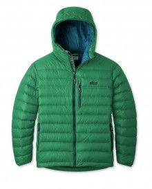 Men's Hometown Down Hooded Jacket
