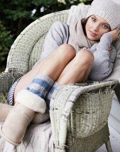 love pretty cozy-wear...from Hush UK