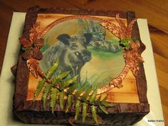 Hunter cake  Torta pre poľovníka