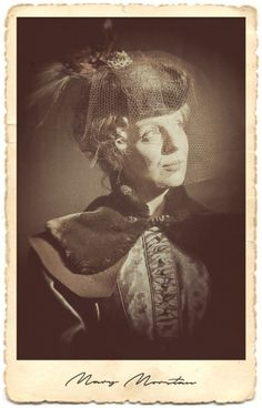 The Abominable Bride character portraits - Mary Morstan