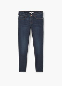 Kim skinny push-up jeans | MANGO