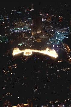 THE BLOG — motivationsforlife:  The Dubai Fountain // GIF by...