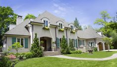 French Country Style Home In Huntington Ny French