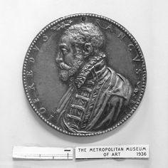 Goffredo Franco Medalist: Pier Paolo Galeotti Date: mid-16th century Culture: Italian
