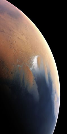 Mars Wallpaper, Planets Wallpaper, Apple Wallpaper Iphone, Wallpaper Space, Screen Wallpaper, Galaxy Wallpaper, Wallpaper Backgrounds, Amoled Wallpapers, Ios Wallpapers