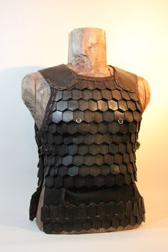 Viking Leather Cuirass | Leather cuirass | Body Armour | Custom Armor