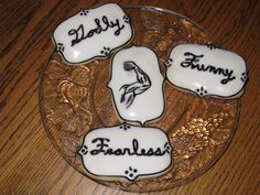 Manly Sugar Cookies