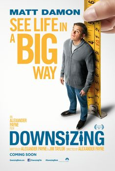 Downsizing is latest stream hd movies directed by Alexander Payne. This is full of comedy movie which tell the story of A social satire in which a guy realizes he would have a better life if he were to shrink himself.