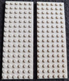 Sand 8x16 Plates NEW Boards Bases 92438 Beige Lot Star Wars City LEGO Bausteine & Bauzubehör 4 x LEGO Tan