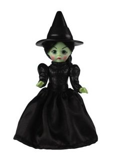 Amazon.com: Madame Alexander's Wizard of Oz Wicked Witch of the West: Everything Else