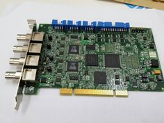 1PC USED GOOD MATROX Morphis Y7142_03 MOR/2VD (by DHL or EMS)  #F4800 CY.