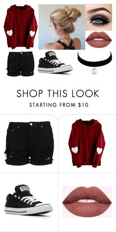 """cool no yes !!???"" by linzee-emerick on Polyvore featuring Converse and ASAP"