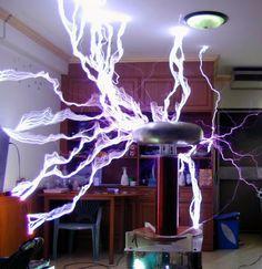 Home Made Lightning | Aquanets.org