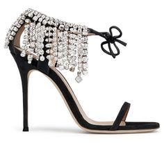 Giuseppe Zanotti Design  Sandales Carrie Crystal