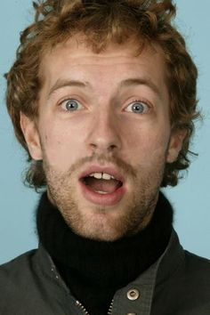 Surprise! It's Chris Martin