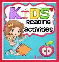 Fun reading activities for kids.