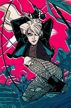 DC Reveals Major Changes, New Direction For Comic Book Line | Newsarama.com. New Black Canary