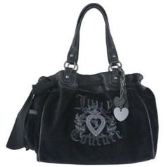 Juicy Couture Scottie Embroidery Daydreamer Tote Bag, Heather Prestige