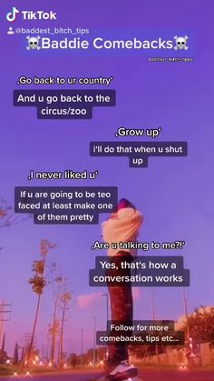 Comebacks For Shut Up, Like U, Hashtags, Baddies, Funny Things, Growing Up, Glow, Videos, Funny Stuff