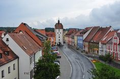 Downtown Vilseck, Germany. The most peaceful place I have ever been.