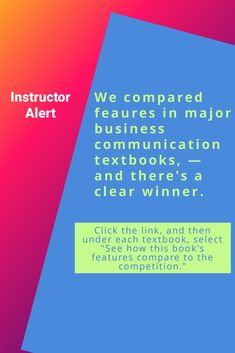 A few business communication textbooks excel in their features. See which ones here! Textbook, Texts, Competition, Communication, This Book, Author, Teaching, Gallery, Business