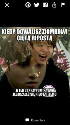 K Meme, Funny Kpop Memes, Bts Memes, Polish Memes, About Bts, South Korean Boy Band, K Pop, Boy Bands, Wattpad