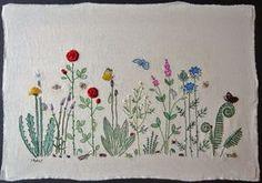 Aus meinem Nähkästchen: Sommerwiese Fleurs Flowers