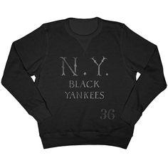 New York Black Yankees Vintage Sweatshirt