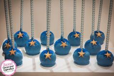 Sweet Cucas and Cupcakes by Rosângela Rolim: Pop Cakes