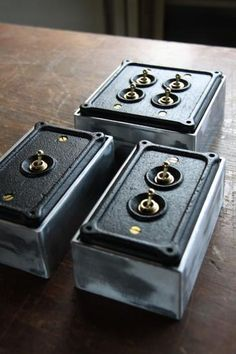 reproduction industrial light switch - Google Search