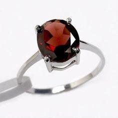 Love garnets! Favorite stone.