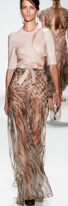 SPRING 2014 READY-TO-WEAR Zimmermann