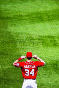 A native of Las Vegas, Bryce Harper made his MLB debut on April 28, 2012 against the Los Angeles Dodgers.