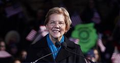 """'Good,' Says Elizabeth Warren, After Billionaire Right-Winger Peter Thiel Says She's 2020 Democrat He Is 'Most Scared By' 