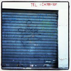 TEL: 0143380310 #ici et/ou #ailleurs Rue Pasteur. Paris 11ème.