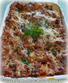 Lasagne klassisch 2