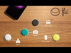 Flic is the Shortcut Button to your Phone - GetdatGadget