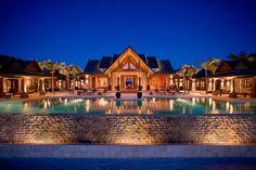 Grand Bahama Island, Bahamas, Caribbean 5 Bedrooms, 5 Bathrooms(5 Ensuite), Beachfront, Pool