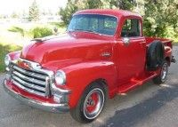 1955 GMC 5 Window Pickup